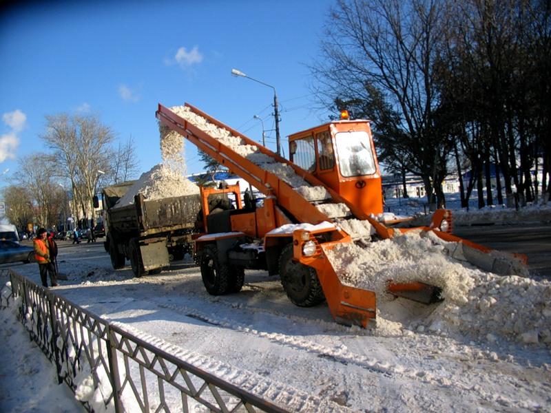 Минитрактор для уборки снега спб